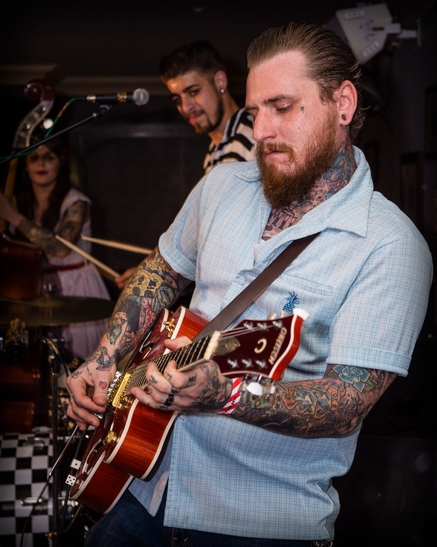 Welsh Rockabilly 2014